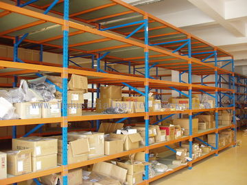 Teardrop Multi Layer 82FT/2.5M Industrial Metal Shelving In Warehouse Storage Solution